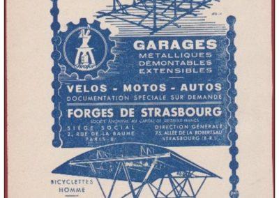FORGES DE STRASBOURG